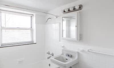 Bathroom, Six40, 2