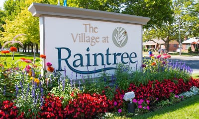 Community Signage, The Village at Raintree, 0