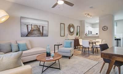 Living Room, Sundance Creek, 0