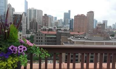 Dearborn Plaza Apartments, 1