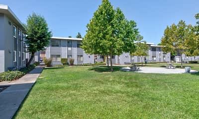 Building, Glenbrook Apartments, 0