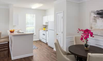 Kitchen, The Retreat at Peachtree City, 1