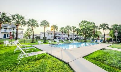 Pool, Egret Crossing, 1
