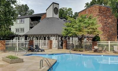 Pool, Post Oak, 0