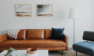 Living Room, Willogrove Apartments, 0
