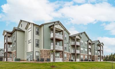 Building, Sierra Ridge Apartments, 0