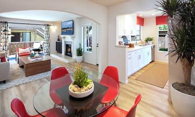 Dining Room, Woodbridge Pines, 0