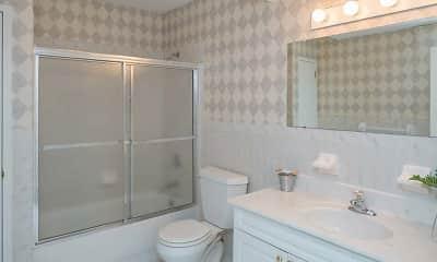 Bathroom, Powder Mill Heights, 2