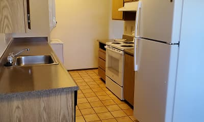 Kitchen, Parkview, 2