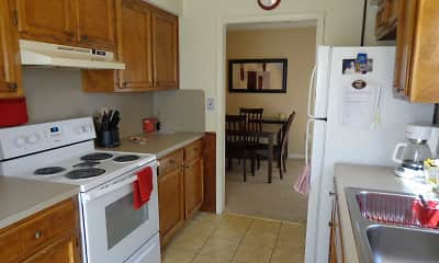 Kitchen, Shenandoah Ridge Townhomes, 0