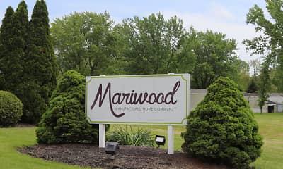 Community Signage, Mariwood, 0