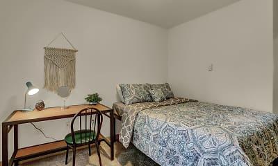 Bedroom, Shippensburg Townhouses, 2