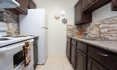 Kitchen, Westward Square, 0