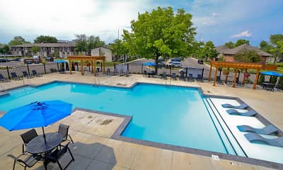 Pool, Westminster Apartments & Townhomes, 2