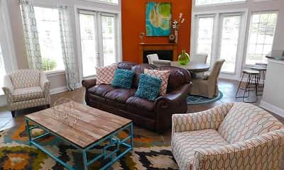 Living Room, Carlton Park, 1