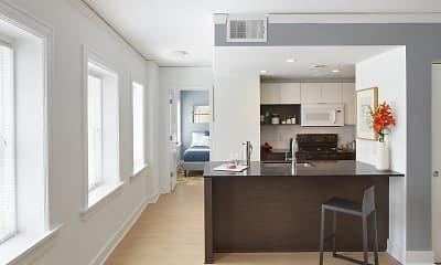 Kitchen, The Ambassador, 1