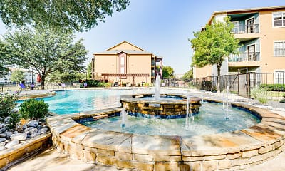 Pool, Limestone Ranch At Vista Ridge, 0