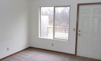 Bedroom, Prairie Ridge Apartments, 2