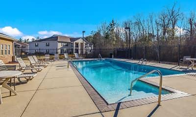 Pool, Park Pines, 2