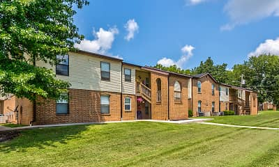 Building, Silver Springs Apartments, 0