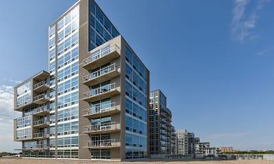Building, Galaxie High Rise Apartments, 0