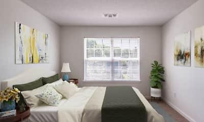 Bedroom, Windshire Terrace, 0