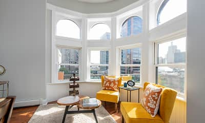 Living Room, The Fitz Flats, 0