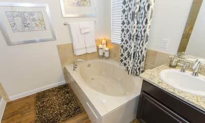 Bathroom, Olympus Woodbridge, 2