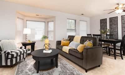 Living Room, City Side, 0