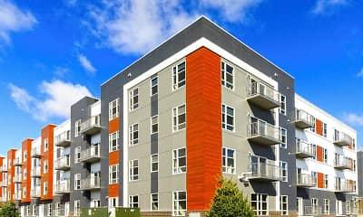 Building, Lumber Exchange Apartments, 0