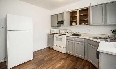 Kitchen, The Park on 57th Avenue, 1