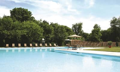 Pool, The Manor/The Manor East, 1