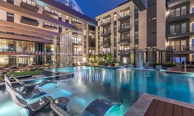 Pool, Broadstone on Fifth, 1