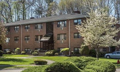 Building, Woodland Park, 1