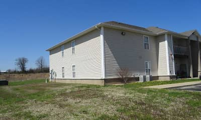 Building, Pin Oak Apartments, 2