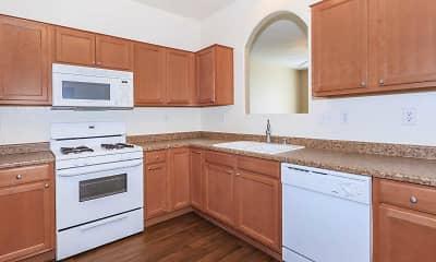Kitchen, Suncrest Townhomes, 1