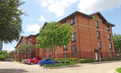 Building, Furnished Studio - Houston - Westchase - Westheimer, 0