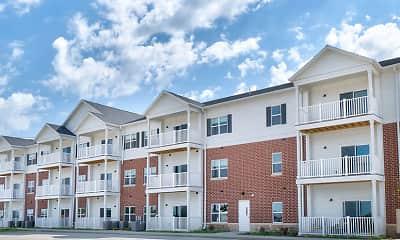 Building, 965 Flats, 0