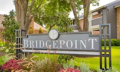 Community Signage, Bridgepoint, 0
