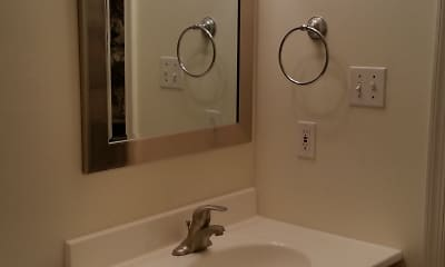 Bathroom, Cedar Run Condominiums, 2