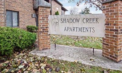 Community Signage, Shadow Creek Apartments, 2