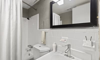 Bathroom, Villa Placitia, 2