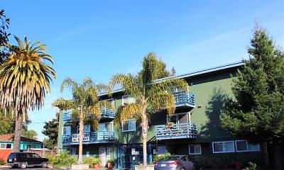Building, The Zelma Apartments, 0