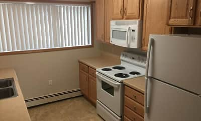 Kitchen, Town View Villas, 1