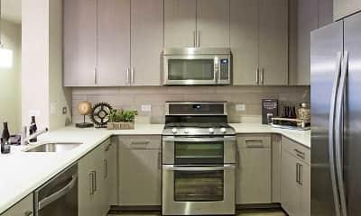 Kitchen, BLVD Reston Station, 2