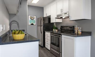 Kitchen, Avery Park, 1