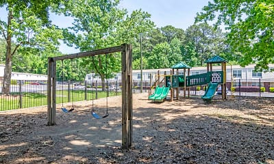 Playground, Ashwood Ridge Apartments, 2