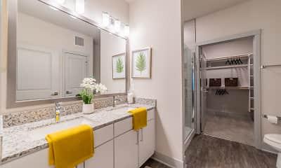 Bathroom, The Zeb, 2