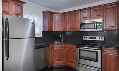 Kitchen, Fairfield Gardens at Bay Shore, 1