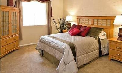 Bedroom, Papago Crossing, 2